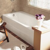 "Spectra 66"" x 32"" Cast Iron Soaking Bathtub"