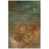 Artois Avion Teal Area Rug