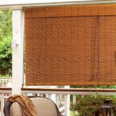 Imperial Matchstick Bamboo Roll-Up Blind