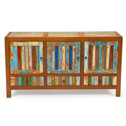 Forget Me Knot Reclaimed Wood Cabinet
