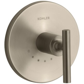 Kohler Shower Handles together with Thermostatic Valves Special Offers  Sports Linkup Shop   Thermostatic also Kohler Thermostatic Valve together with Kohler Purist Valve Trim With Lever Handle For Thermostatic Valve together with 8 Inch Wall Mount Tub Faucet. on t14488 html