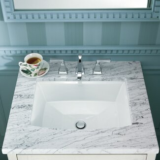 Kohler Archer Undermount Bathroom Sink