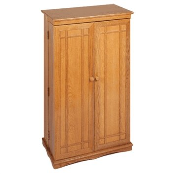 Leslie Dame 612 Series Multimedia Storage Cabinet