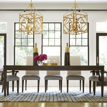 Universal Furniture California Extendable Dining Table