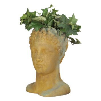 Orlandistatuary Hermes Head Planter Amp Reviews Wayfair