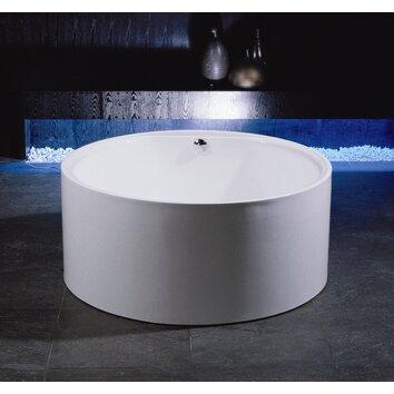 PureScape X Freestanding Acrylic Bathtub Wayfair
