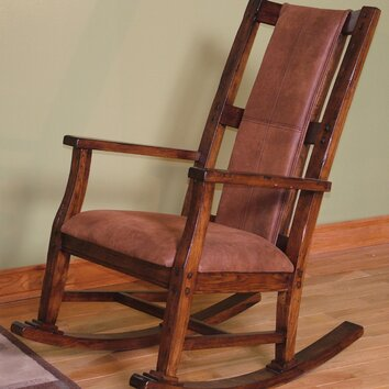 Sunny designs rocking chair 1935dc 1935ro