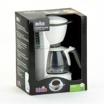Braun Coffee Maker Kf590 : Theo Klein Braun Toy Coffee Maker & Reviews Wayfair