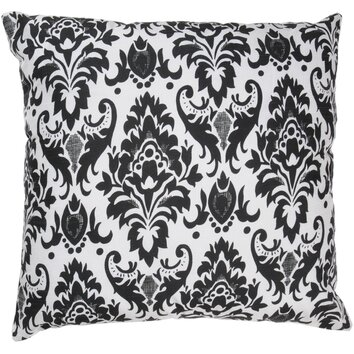 Rizzy Home Polyester Throw Pillow & Reviews Wayfair