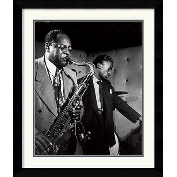 Coleman Hawkins Accent On Tenor Sax