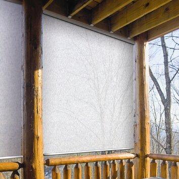 coolaroo designer series solar shade reviews wayfair