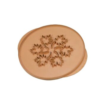 Nordic Ware Apples and Leaves Pie Top Cutter