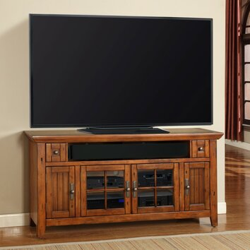 parker house terrace tv stand reviews wayfair. Black Bedroom Furniture Sets. Home Design Ideas