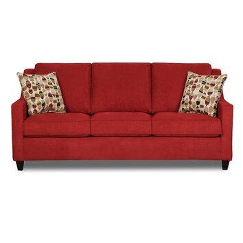 Simmons Upholstery Twillo Sofa amp Reviews Wayfair