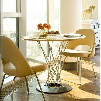 Knoll Saarinen 3 Piece Dining Set amp Reviews Wayfair