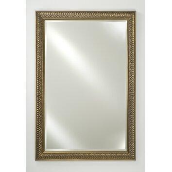Signature Frameless Plain Wall Mirror Wayfair