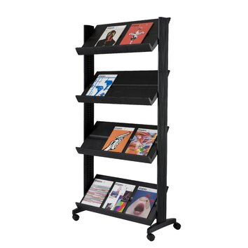 paperflow easydisplays single sided quot xl quot literature 16657 | paperflow easydisplays single sided xl literature display upp3