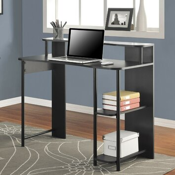 Altra Writing Desk with Bookcase bo & Reviews