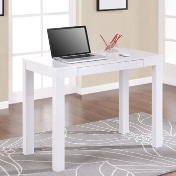 Altra Parsons Writing Desk with Drawer