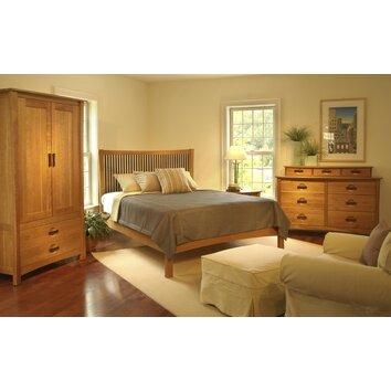 copeland furniture berkeley panel bedroom set reviews - Copeland Furniture