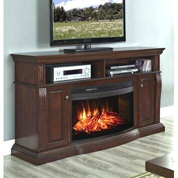Greenway Muskoka Tv Stand With Electric Fireplace Reviews Wayfair