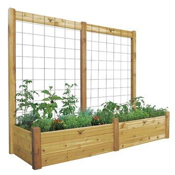 Raised Garden | Wayfair