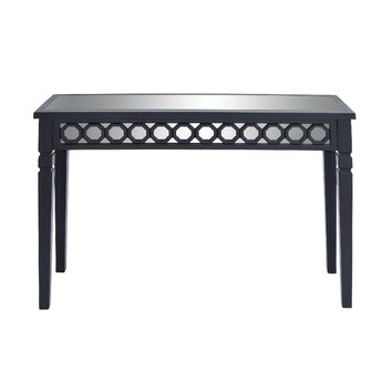 Woodland Imports Console Table amp Reviews Wayfair