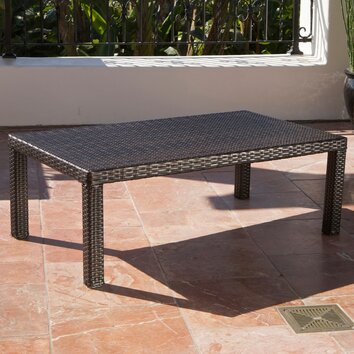 Rst brands outdoor deco coffee table reviews wayfair for Wayfair outdoor coffee table