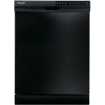 Gallery series 24 55 dba built in dishwasher wayfair for Frigidaire armoire