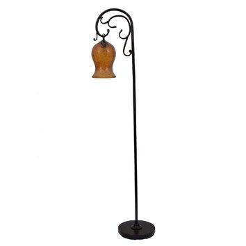 hunt home floor lamp reviews wayfair supply. Black Bedroom Furniture Sets. Home Design Ideas