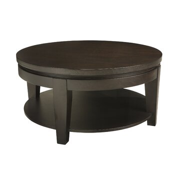 Ikon Asia Coffee Table With Shelf Wayfair