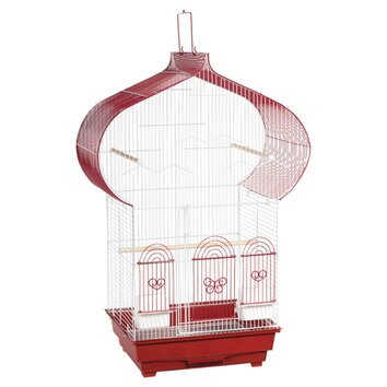 Prevue Hendryx Casbah Parakeet Bird Cage