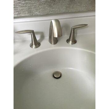 Kohler Alteo Widespread Bathroom Sink Faucet Reviews
