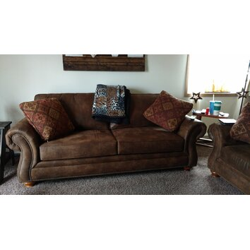 Broyhill 174 Laramie Queen Goodnight Sleeper Sofa Amp Reviews