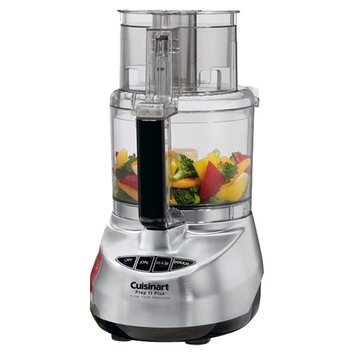 Cuisinart Dlc Chb Prep   Cup Food Processor Brushed Stainless