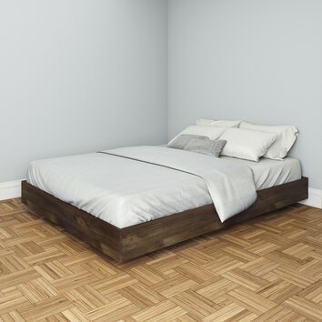 nexera nocce queen platform bed 2