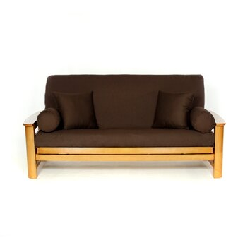 LSCovers Futon Slipcover & Reviews