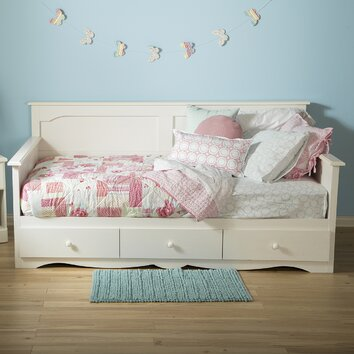 south shore summer breeze twin daybed 2
