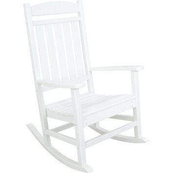 Ivy Terrace Ivy Terrace Rocking Chair Amp Reviews Wayfair