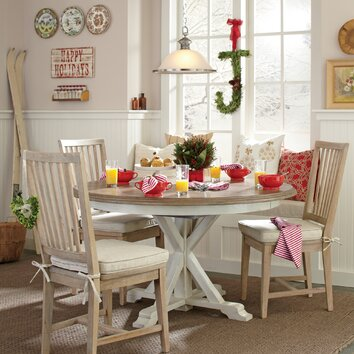 Birch Lane Grafton Extending Round Dining Table Amp Reviews