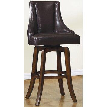 Woodbridge home designs annabelle 29 swivel bar stool for Annabelle chaise