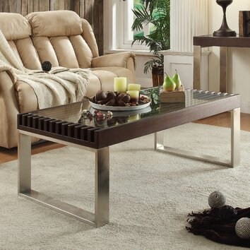 Raeburn coffee table wayfair - Woodbridge home designs avalon coffee table ...