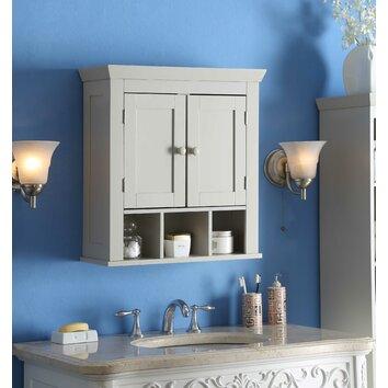 Rancho Bathroom Wall Cabinet Wayfair