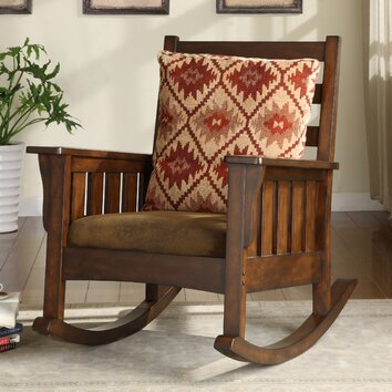 Hokku Designs Toren Rocking Chair  shopswell