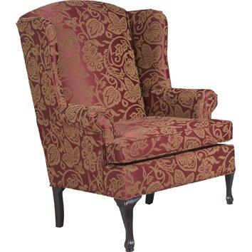 Three Posts Palmdale Serta Upholstery Wingback Chair