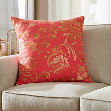 Three Posts Loom and Mill Claire Throw Pillow