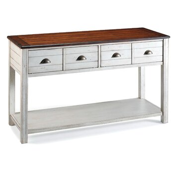 Magnussen Bellhaven Console Table & Reviews