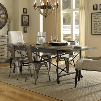magnussen walton dining table reviews wayfair