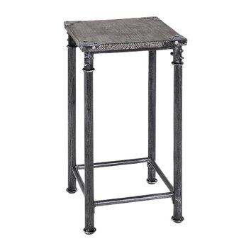 House additions industrial side table reviews wayfair uk for Wayfair industrial coffee table