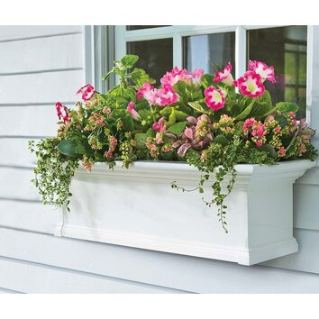 Planter Box for Garden Flowers